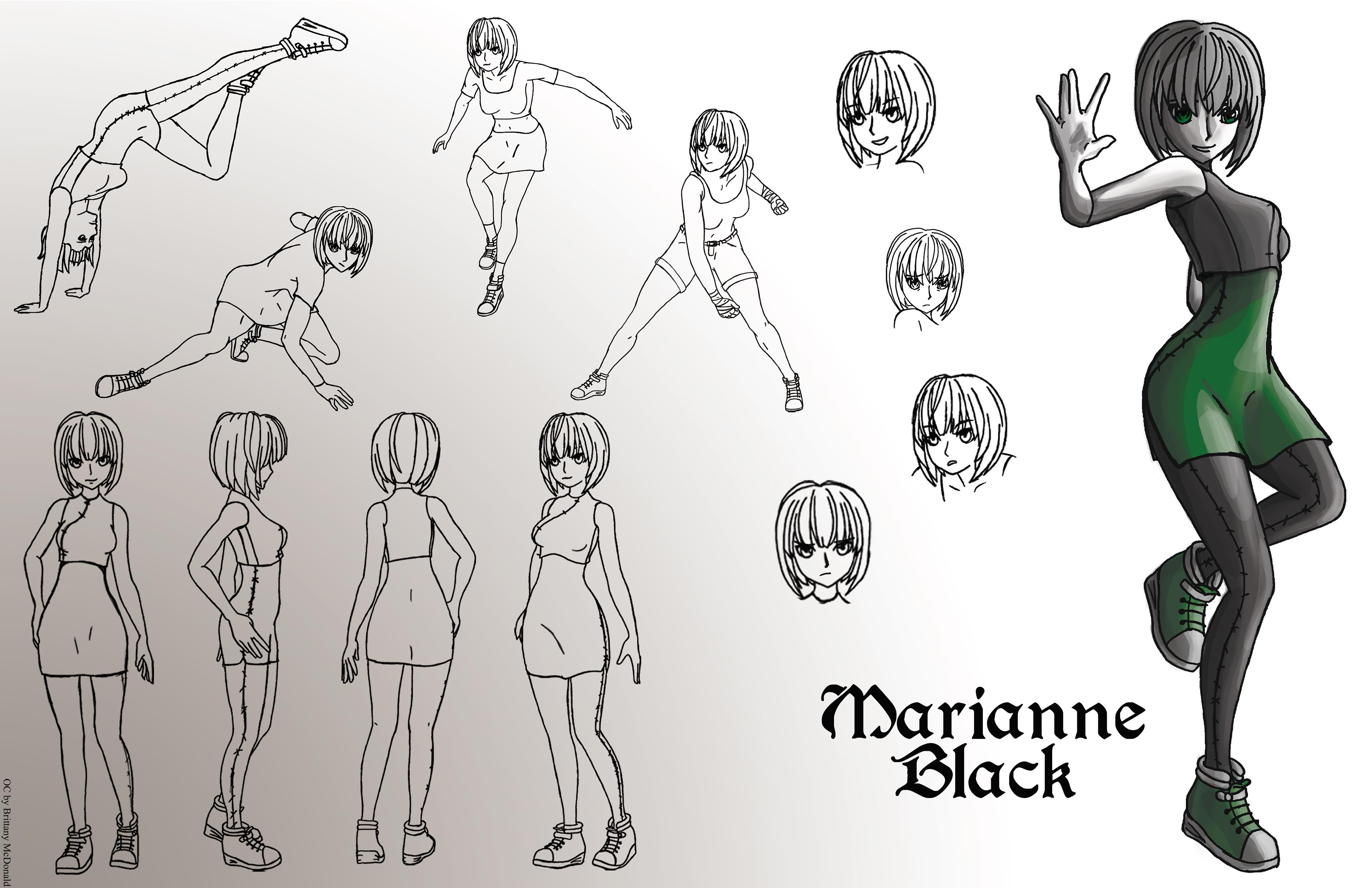 Marianne Black