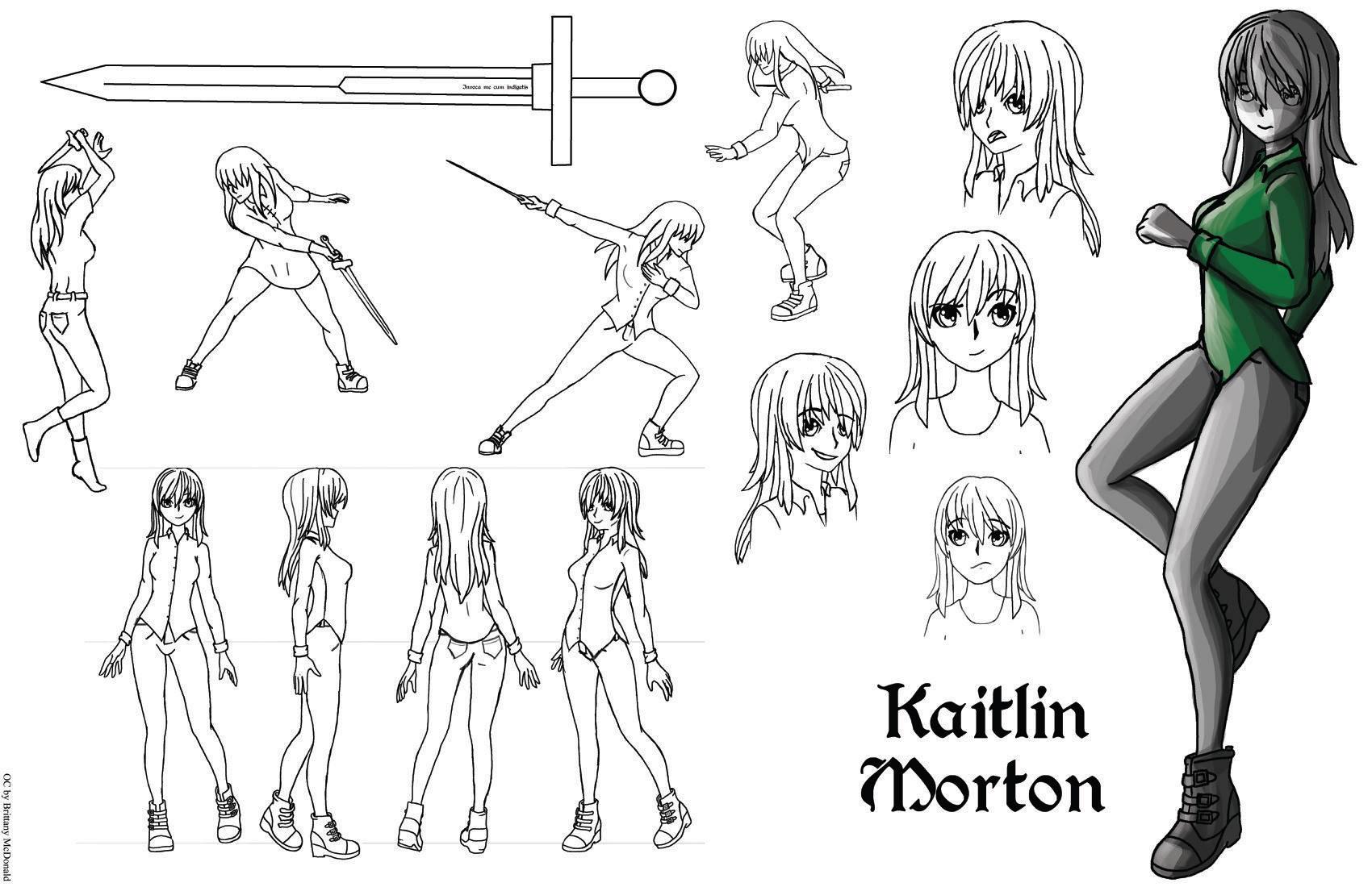Kaitlin Morton