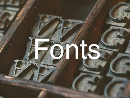 The 50 Best Fonts for Logos in 2021