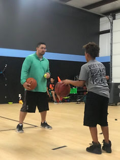 Basketball Training in Fort Worth