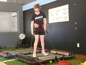 Vertical Training