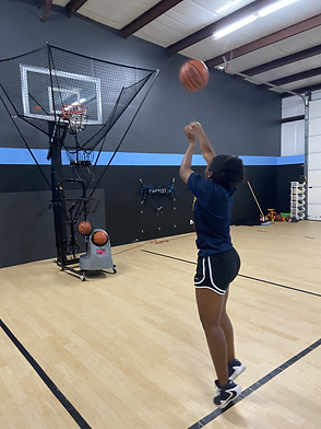 Become a better basketball shooter.