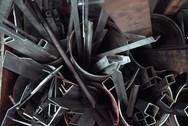 Texture steel