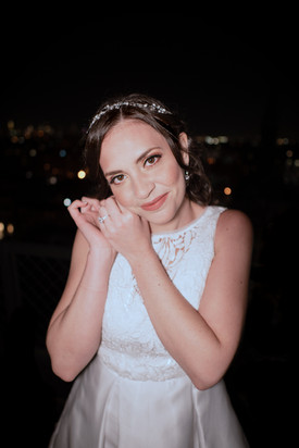 Mariana's wedding