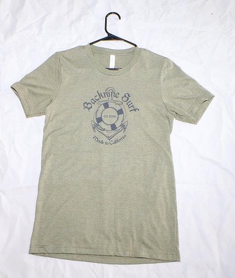 Green Backnine Shirt