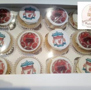 Liverpool Football Cupcakes.jpg