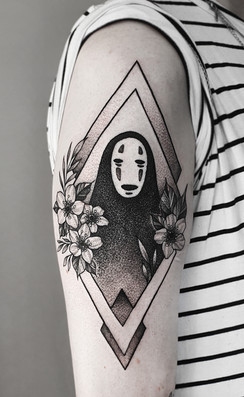 Noface / Spirited Away