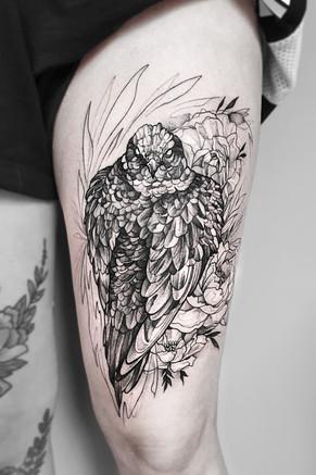 Falke Wannado - Tattoo