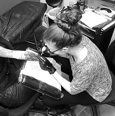 Isabella Marowski - Tattoos