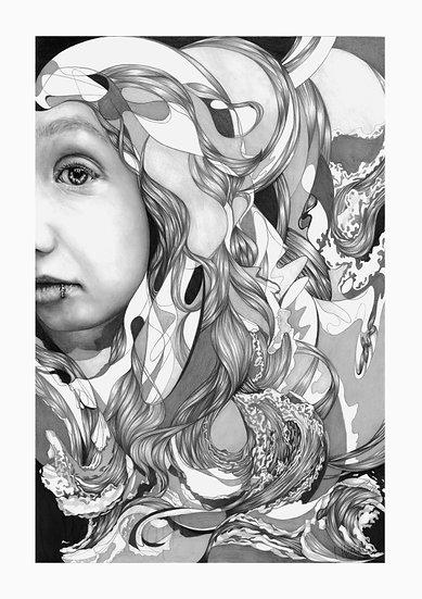 Fine Art Print - Avalanche