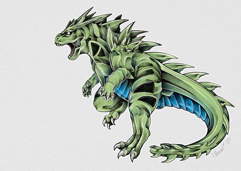 Despotar (Pokémon) - Eigene Version