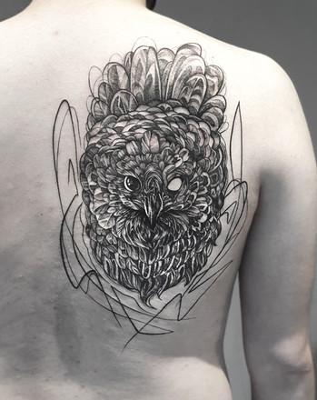 Harpyie Tattoo