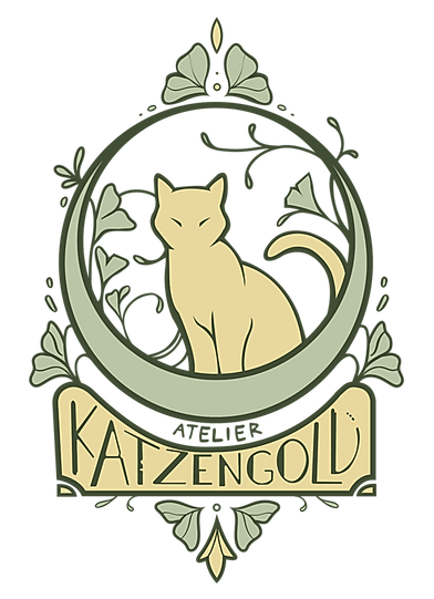 Atelier Katzengold Ratingen - Logo