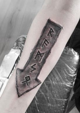 RAMSO - Runen