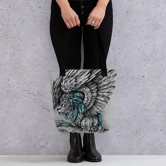 Aquila - Tote Bag / Stofftasche, Tragetasche