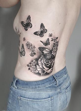 Blumen & Schmetterlinge B&G