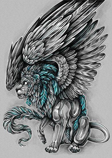 Fine Art Print - Aquila
