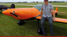 Andy McKee and his Twister Aircraft (via ZOOM)