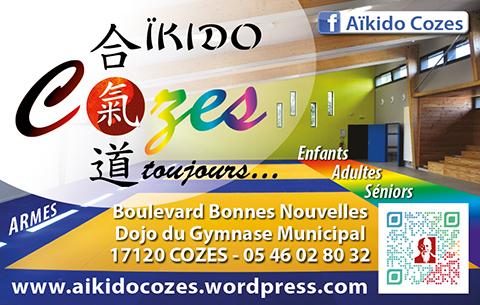 Aikido Cozes