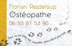 Florian Pasdeloup - Ostéopathe