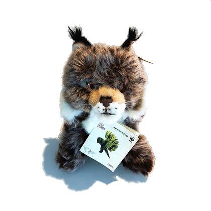 WWF Lynx Plush