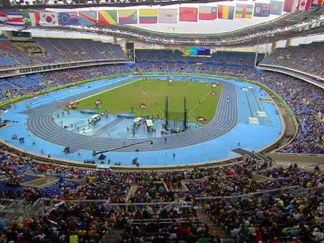 My Olympic Race