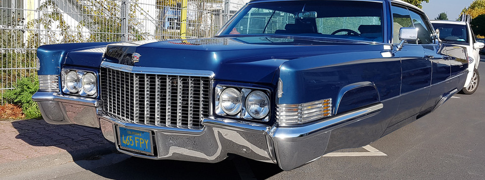1970 Cadillac deVille Hover Sedan
