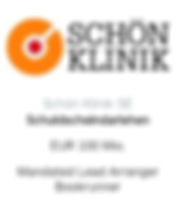 SSD Schön Klinik 2018