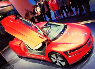 Ein Plug-In-Hybrid der Extreme: Der VW XL1. Ein Fahrbericht.