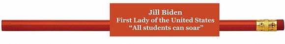 Jill Biden Pencil Set