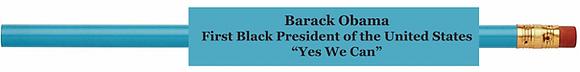Barack Obama Pencil Set