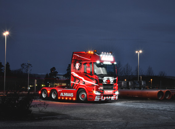 Scania R650 V8 Nextgen