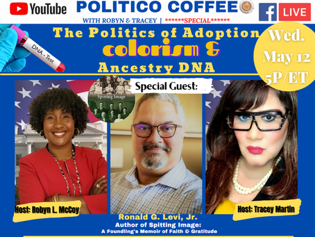 POLITICO COFFEE and Spitting Image Zoom Live