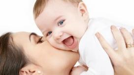 Felices Fiestas: Bebé en Casa