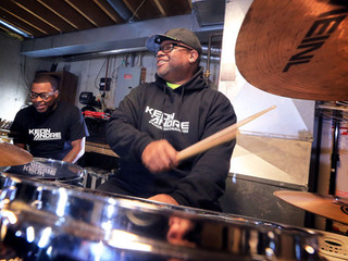 Longtime drummer banks on 20 years of birthdays