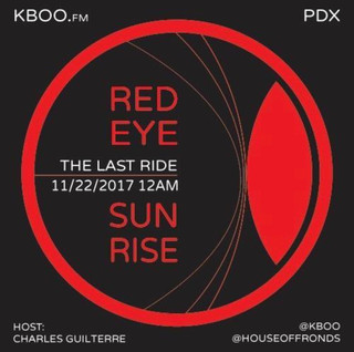 """""""Shapes Shift In The Distant Shadows"""" Single Featured On KBOO FM's Red Eye Sunrise Sho"""