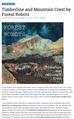"Warlock Asylum International News reviews ""Timberline and Mountain Crest"""
