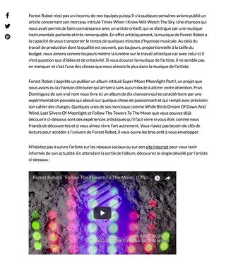 """Supermoon Moonlight Part One"" Featured On Iggy Magazine"