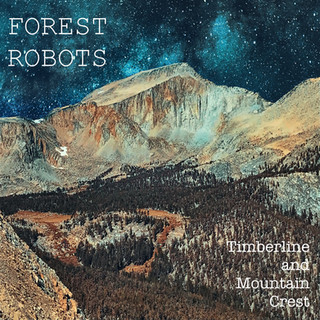 "New Forest Robots Album ""Timberline and Mountain Crest"" Soft Release Available Now"