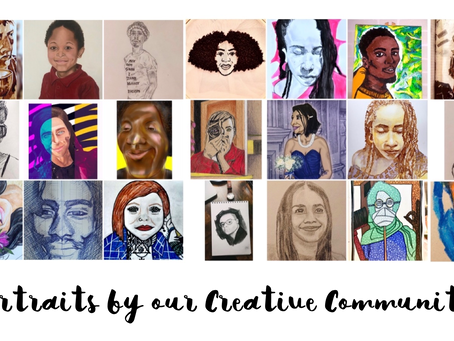 Portraits by Our Creative Community