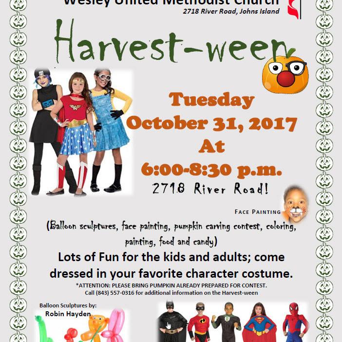 Harvest-ween