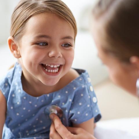 Pädiatrie, Kinderärztin