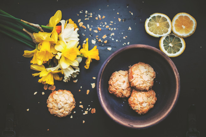 Cookies and Flowers