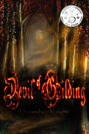 Devil of Gilding front cover 5 final cho