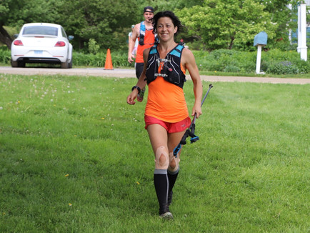 How I Became the First Woman To Complete the Infinitus 888k Race