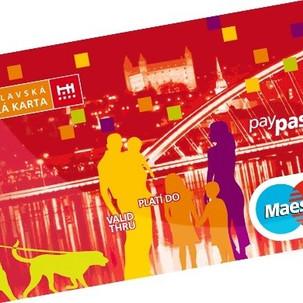 Multifunkčná mestská karta