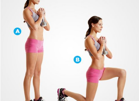 Reverse Lunges; How To Perform It And Its Common Mistakes