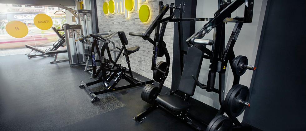 Gym Floor - Level 1