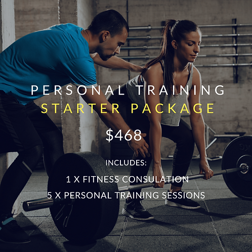 PERSONAL TRAINING TRIAL
