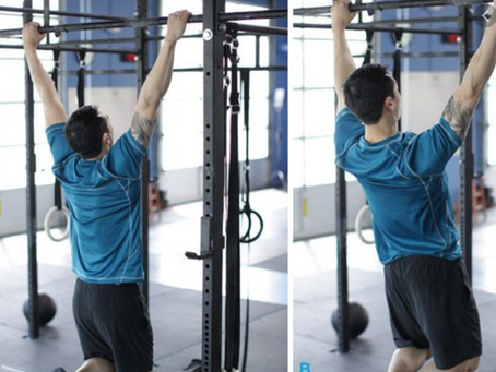 How To Get Your First Pull Up?